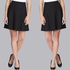 Theory   Zulle A-Line Suiting Skirt